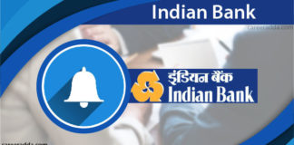 Indian Bank PO Apply Online