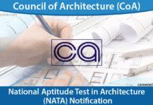 NATA Notification