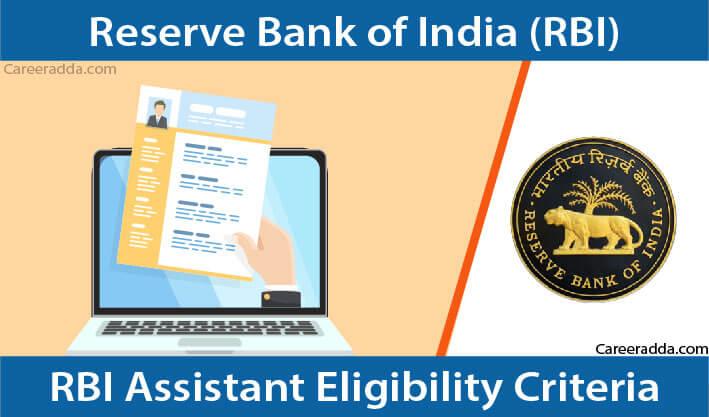 RBI Assistant Eligibility Criteria