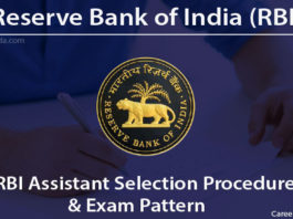 RBI Assistant Selection Process