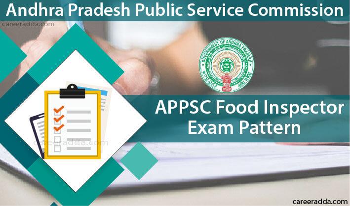 APPSC Food Inspector Exam Pattern