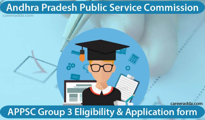 APPSC Group 3 Apply Online