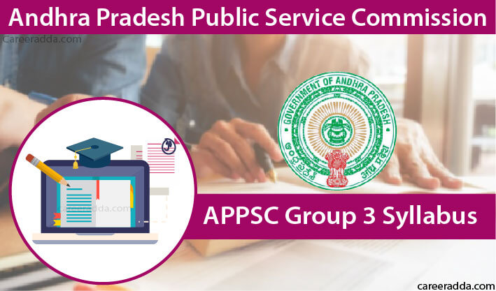 APPSC Group 3 Syllabus