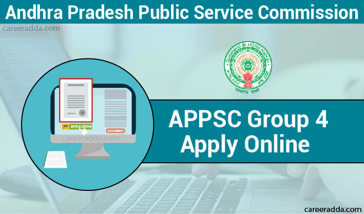 APPSC Group 4 Apply Online