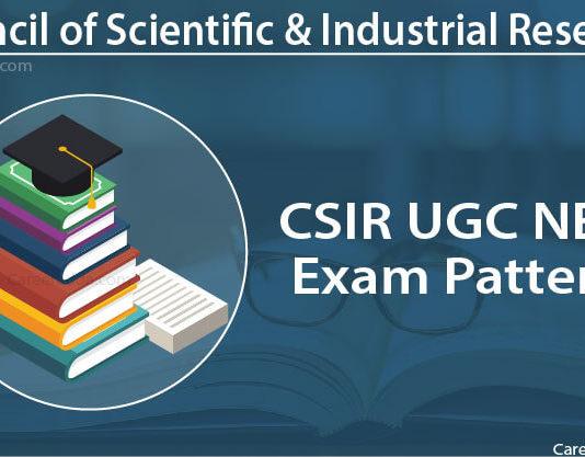 CSIR UGC NET Exam Pattern