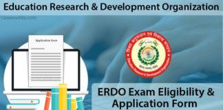 ERDO Application Form