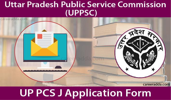 UP PCS J Application Form