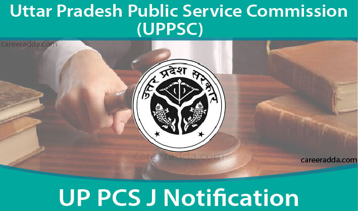 UP PCS J Notification