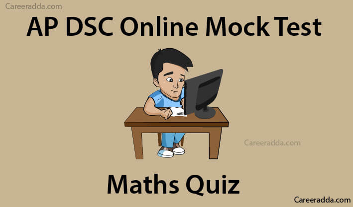 AP DSC Maths Mock Tests