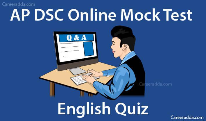 AP DSC Online Test