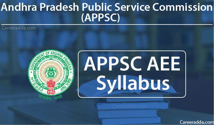 APPSC AEE Syllabus