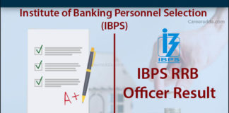 IBPS RRB Officer Results