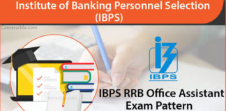 IBPS RRB Offiecr Assistant Exam Pattern