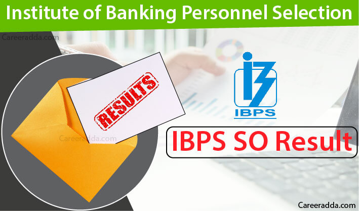IBPS SO Results