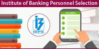 IBPS SO Syllabus