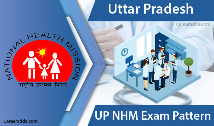 UP NHM Exam Pattern
