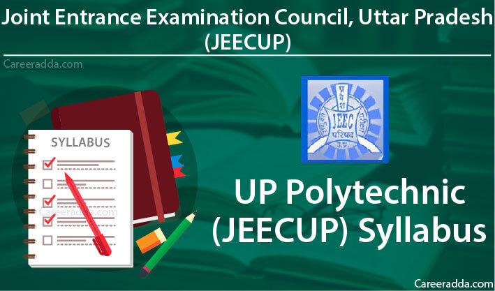 UP Polytechnic - JEECUP Syllabus