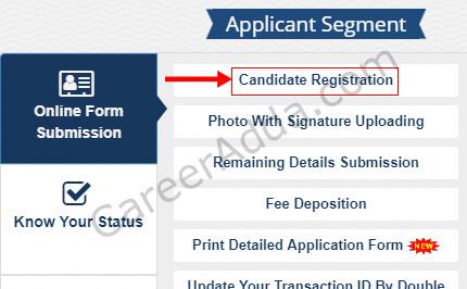 UPSSSC Lekhpal Online Form
