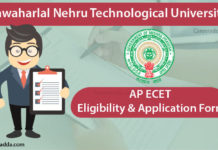 AP ECET Application Form