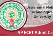 AP ECET Hall Ticket