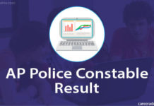 AP Police Constable Results