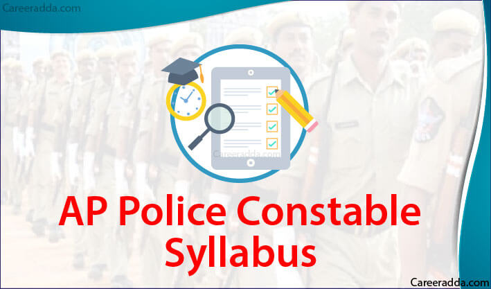 AP Police Constable Syllabus