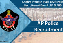 AP Police Recruitment