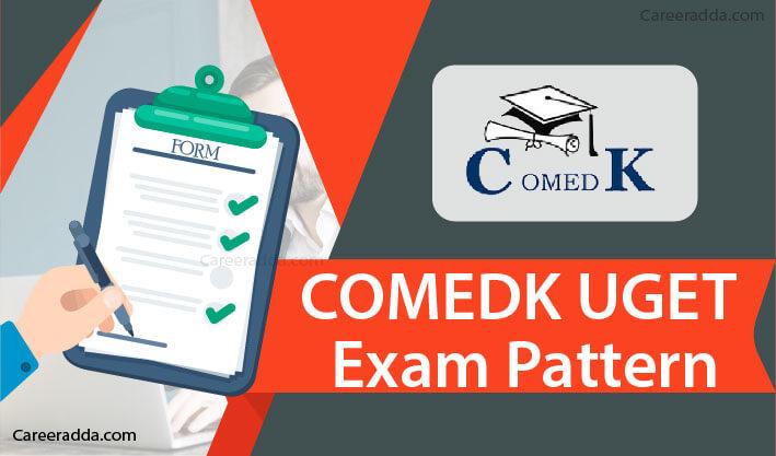 COMEDK UGET Exam Pattern