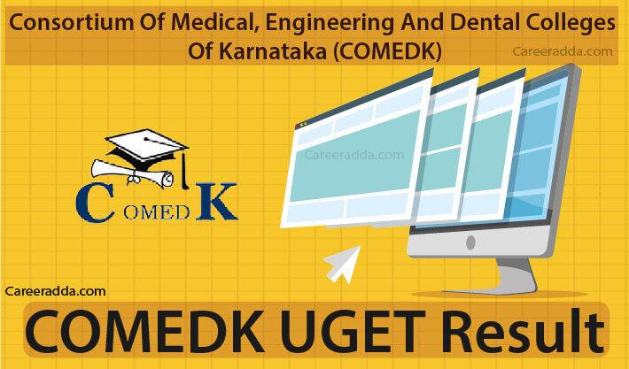 COMEDK UGET Results