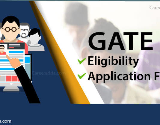GATE Application Form
