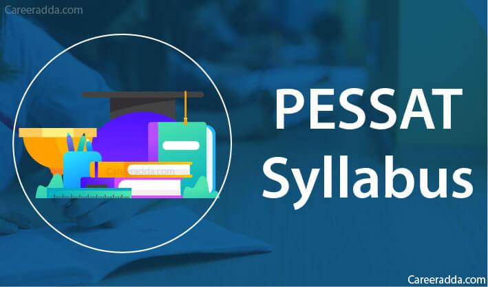 PESSAT Syllabus