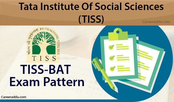 TISS BAT Exam Patten