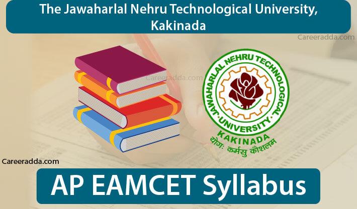 AP EAMCET Syllabus