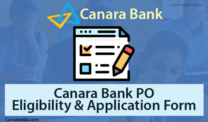 Canara Bank Application Form