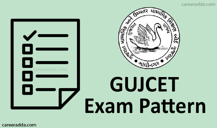 GUJCET Exam Pattern