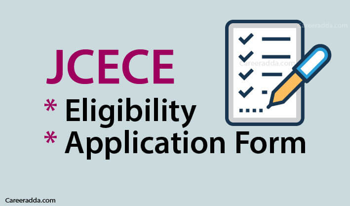 JCECE Application Form