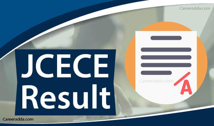 JCECE Results