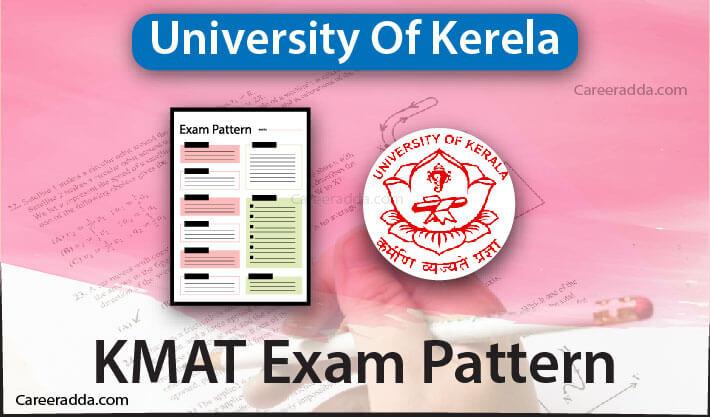 KMAT Kerala Exam Pattern