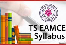 TS EAMCET Syllabus