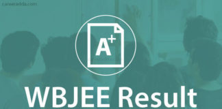 WBJEE Results