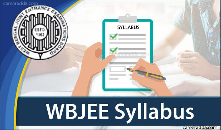 WBJEE Syllabus