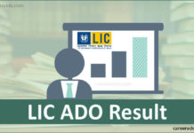 LIC ADO Results