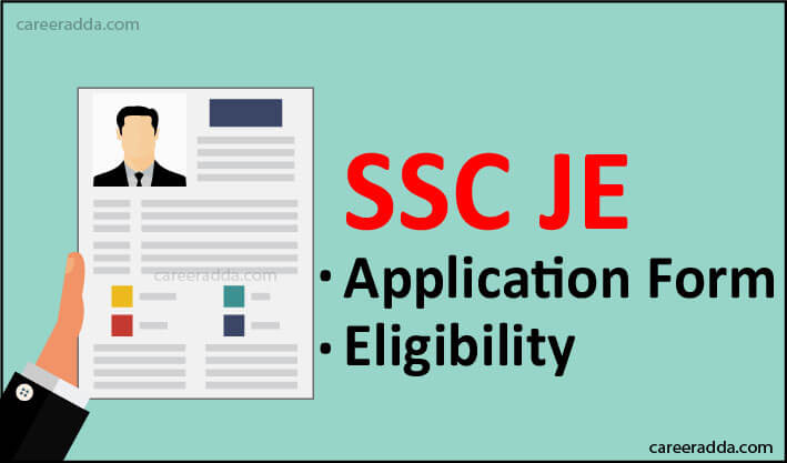SSC JE Application Form