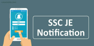 SSC JE Recruitment