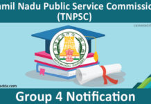 TNPSC Group 4