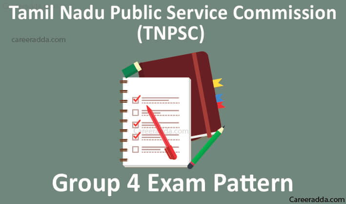 TNPSC Group 4 Exam Pattern