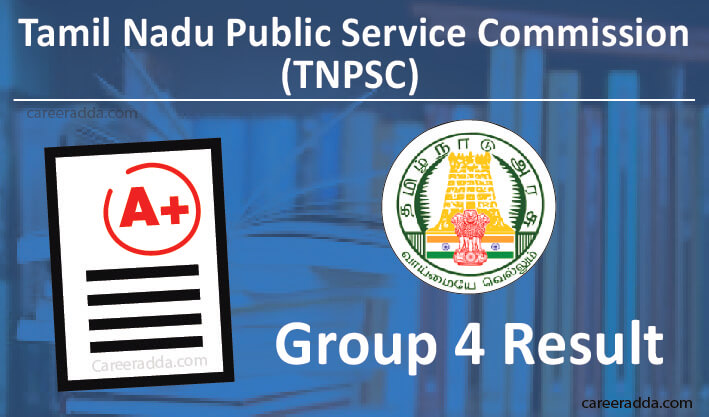 TNPSC Group 4 Result