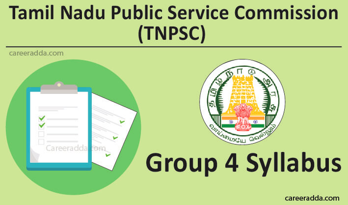 TNPSC Group 4 Syllabus