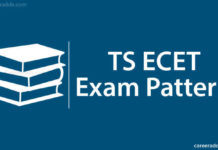 TS ECET Exam Pattern