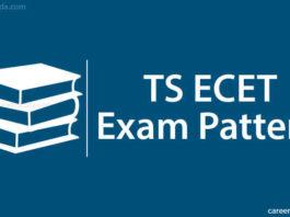 TS ECET Exam Pattern